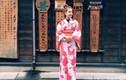 Hot girl Chi Pu đẹp lạ với trang phục Kimono