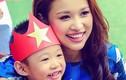 MC Thanh Vân trải lòng về cuộc sống làm mẹ đơn thân