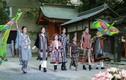 NTK Minh Hạnh mang thời trang Việt đến Nhật Bản