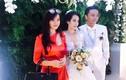 Midu gợi cảm một mình đi ăn cưới Tú Vi Văn Anh