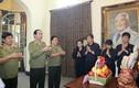 Trợ lý Đại tướng Trần Đại Quang làm Giám đốc CA Hà Nội
