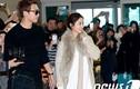 Kim Tae Hee và Bi Rain bị bắt gặp tới Mỹ du lịch