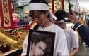 Xót thương phút tiễn biệt diễn viên Nguyễn Hoàng ngày mưa bão