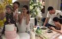 Trang Trần và ông xã Việt kiều tổ chức sinh nhật cho con gái