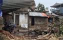 Ảnh: Thôn làng tiêu điều, xơ xác sau vụ nổ ở Bắc Ninh