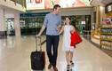 Lan Phương đính hôn với bạn trai ngoại quốc cao hơn 2m