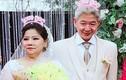 NSND Thanh Hoa U70 mặc váy cưới hạnh phúc bên ông xã