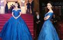 Hà Thu diện lại váy đẹp nhất Miss Earth 2017 đi nhận giải
