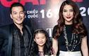 Trần Bảo Sơn hội ngộ vợ cũ Trương Ngọc Ánh và con gái trên thảm đỏ