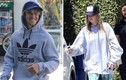 Justin Bieber và Baskin Champion công khai khoác tay nhau trên phố
