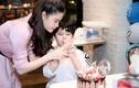 Tim - Trương Quỳnh Anh không chụp ảnh chung trong sinh nhật con trai?