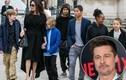 Brad Pitt sợ Angelina Jolie đưa các con sang Anh định cư