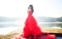Phương Thanh mặc váy cưới, úp mở chuyện lấy chồng
