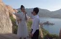 Cường Đô la cầu hôn Đàm Thu Trang trên bờ biển như ngôn tình