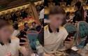 Tim ngồi sát, tình cảm bên Đàm Phương Linh khi hẹn hò ăn tối