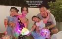 Phạm Quỳnh Anh và chồng cũ Quang Huy hội ngộ đưa con đi chơi