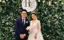Vợ cũ cố người mẫu Duy Nhân đẹp rạng rỡ trong đám cưới ở Hà Nội