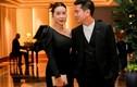 Lưu Hương Giang - Hồ Hoài Anh tay trong tay đến dự đám cưới Giang Hồng Ngọc