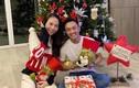 Cường Đô La khoe đón Giáng sinh ấm áp bên Đàm Thu Trang