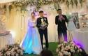 Trung Ruồi hạnh phúc trong đám cưới với bạn gái là nghệ sĩ múa