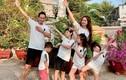 Vợ chồng Lý Hải - Minh Hà đưa 4 con cực yêu về quê ngày giáp Tết
