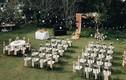 Không gian hôn lễ lung linh như cổ tích của Tóc Tiên và Hoàng Touliver