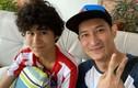 Bất ngờ con trai Huy Khánh cao ráo, điển trai khi mới 14 tuổi
