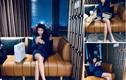 Con gái Trương Ngọc Ánh 11 tuổi sở hữu đôi chân dài, nói 3 thứ tiếng