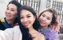 MC Kỳ Duyên cùng hai con gái đi xét nghiệm vì có dấu hiệu ho, sốt