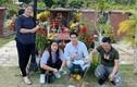 NSND Hồng Vân chia sẻ gây xúc động khi viếng mộ Anh Vũ