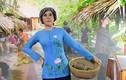 Cười ra nước mắt với tượng sáp sao Việt: Việt Hương nhìn giống Long Nhật