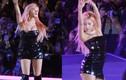 Nữ ca sĩ gây tranh cãi vì mặc trang phục quá ngắn biểu diễn