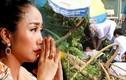 Ốc Thanh Vân đau lòng vụ cây phượng đổ khiến học sinh tử vong