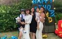 Sinh nhật con trai Thúy Diễm nhưng hội mẹ bỉm sữa chiếm spotlight