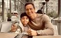 Ngưỡng mộ tình cảm Kim Lý dành cho con riêng của Hồ Ngọc Hà