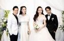 Lý Hải hộ tống vợ trẻ đẹp đi đám cưới đạo diễn Lý Hoàng