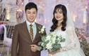 Loạt ảnh đám cưới MC Lê Anh với vợ kém 10 tuổi
