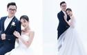 Ảnh cưới độc đáo của Á hậu Thúy An và bạn trai tiến sĩ