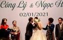 Vì sao bố đẻ vắng mặt trong đám cưới NSND Công Lý?