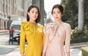 Đỗ Mỹ Linh, Tiểu Vy đẹp gây mê trong bộ ảnh áo dài Tết