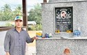 Ưng Hoàng Phúc viếng mộ Vân Quang Long ở Đồng Tháp