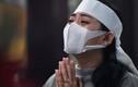 Bạn gái khóc nghẹn trong tang lễ diễn viên Hải Đăng