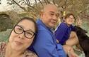 NSND Hồng Vân khoe ảnh hạnh phúc bên ông xã và con gái