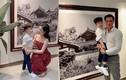 Việt Anh và vợ cũ hội ngộ mừng sinh nhật con trai 5 tuổi