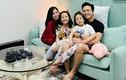 Khoảnh khắc hạnh phúc của Hồng Đăng bên vợ và 2 con gái