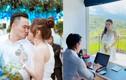 """Chi Bảo hé lộ hậu trường chụp ảnh cưới, bị vợ """"tố"""" chảnh"""