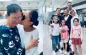 Đoan Trang sang Singapore định cư, mẹ ruột bật khóc ở sân bay