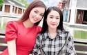 NSND Thu Hà xinh đẹp trẻ trung dù hơn MC Thuỵ Vân 17 tuổi