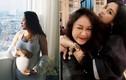 Loạt ảnh bụng bầu vượt mặt của con gái diva Thanh Lam