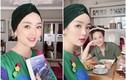 Hoa hậu Giáng My trẻ đẹp ngỡ ngàng ở tuổi 50